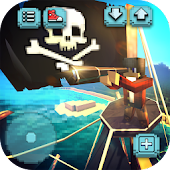 Pirate Ship Craft: Sea Battles Games