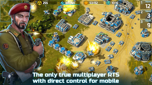 Art of War 3: PvP RTS modern warfare strategy game for PC