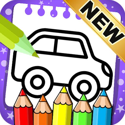 malvorlagen auto kostenlos ausdrucken handy  zeichnen und