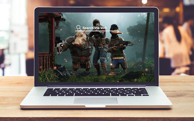 Mutant Year Zero HD Wallpapers Game Theme
