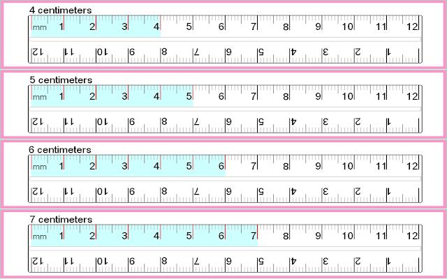 mm ruler online