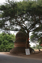 Photo: Year 2 Day 57 -  Just Love This Stupa - Like a Giant Bell