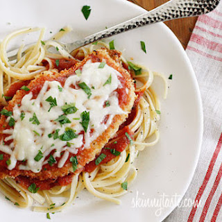 Chicken Parmesan With Tomato Sauce Recipes
