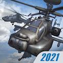 Modern War Choppers: Wargame Shooter PvP Warfare icon