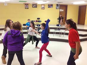 Photo: Theater Improv Workshop