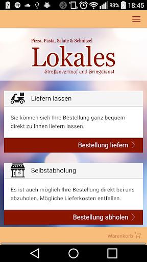 Lokales Darmstadt
