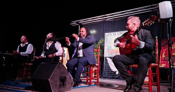 Huércal recupera su Festival y sus grandes noches de flamenco