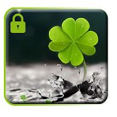 lucky clover charms lock theme