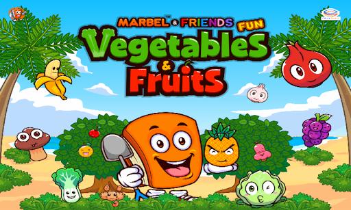 Marbel Fun Vegetable and Fruits screenshots 1