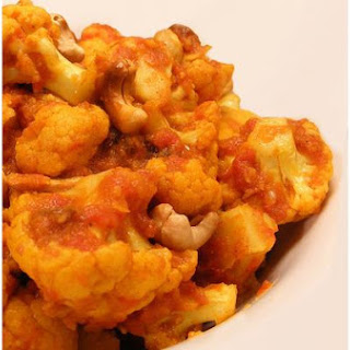 Kashmiri Cauliflower