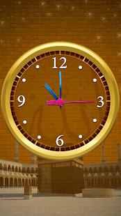 Ramadan Clock Live Wallpaper - náhled