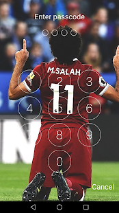 Lock Screen for Mohamed Salah 2018/2019 - náhled