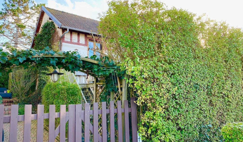 Maison avec jardin et terrasse Blonville-sur-Mer