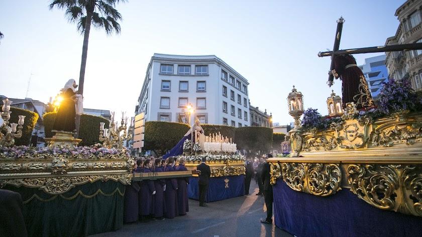 El Encuentro luce su título de 'Muy Antigua'
