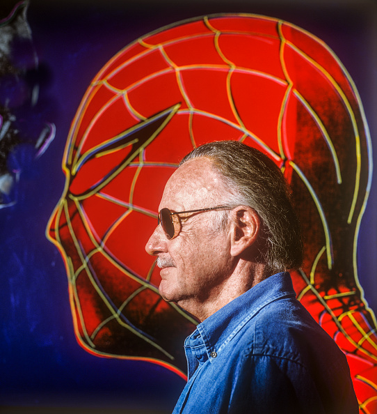 The creator of many of Marvel's pantheon of superheroes died in November at the age of 95. His legacy will live on through the adventures of the many comic book characters he created, including Spider-Man, Iron Man and The Hulk.