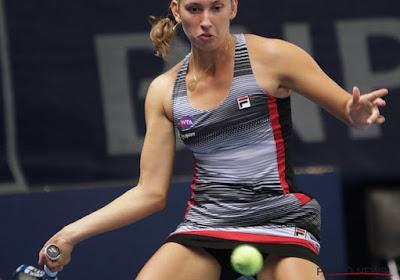 Elise Mertens mag nu helemaal haar koffers pakken op WTA-toernooi Dubai