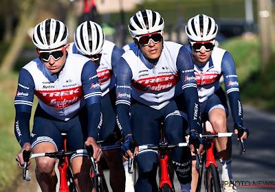 Trek-Segafredo maakt selectie bekend voor Parijs-Nice en kiest voor twee landgenoten