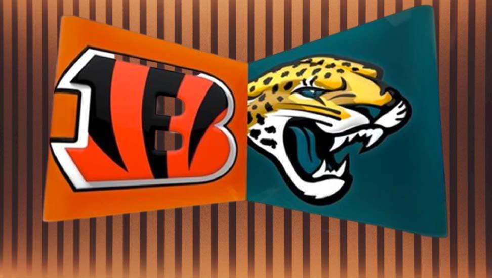Jacksonville Jaguars vs. Cincinnati Bengals: Live Stream