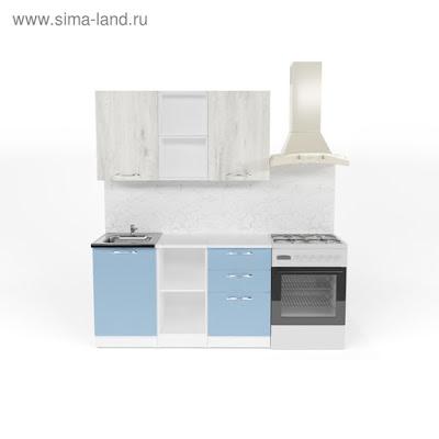 Кухонный гарнитур Мария медиум  4 1400 мм