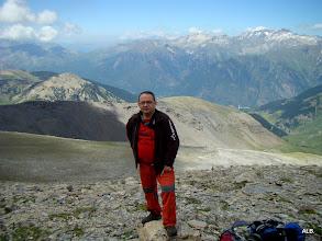 Photo: En la última cima.