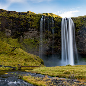 Waterfall 2 by Boštjan Rakovec - Landscapes Waterscapes (  )