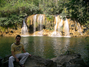 Photo: Sai Yok waterfall