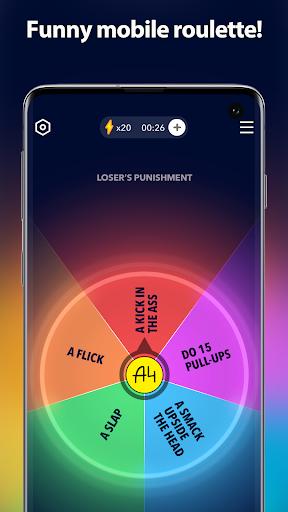 A4 Wheel of fortune 2.3 screenshots 1