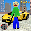 Mad Stickman Rope hero Gangaster Crime icon