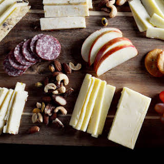 DIY Cheese Board.