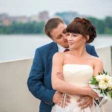 Nhiếp ảnh gia ảnh cưới Aleksey Shirokikh (Shirokikh). Ảnh của 12.01.2015