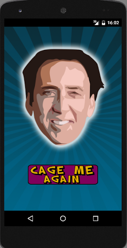 Cage Me Again