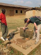 Photo: Ntobwe School