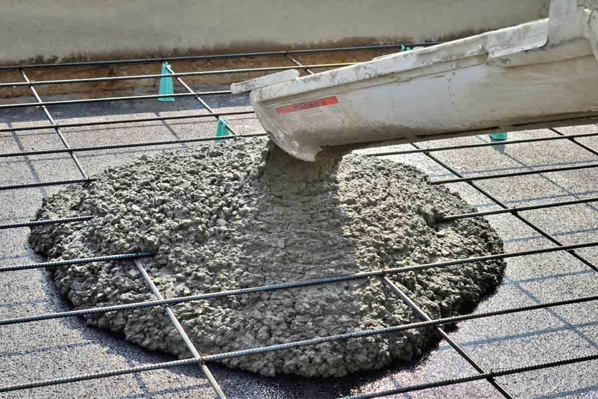 Определение, классификация и свойства бетонных смесей