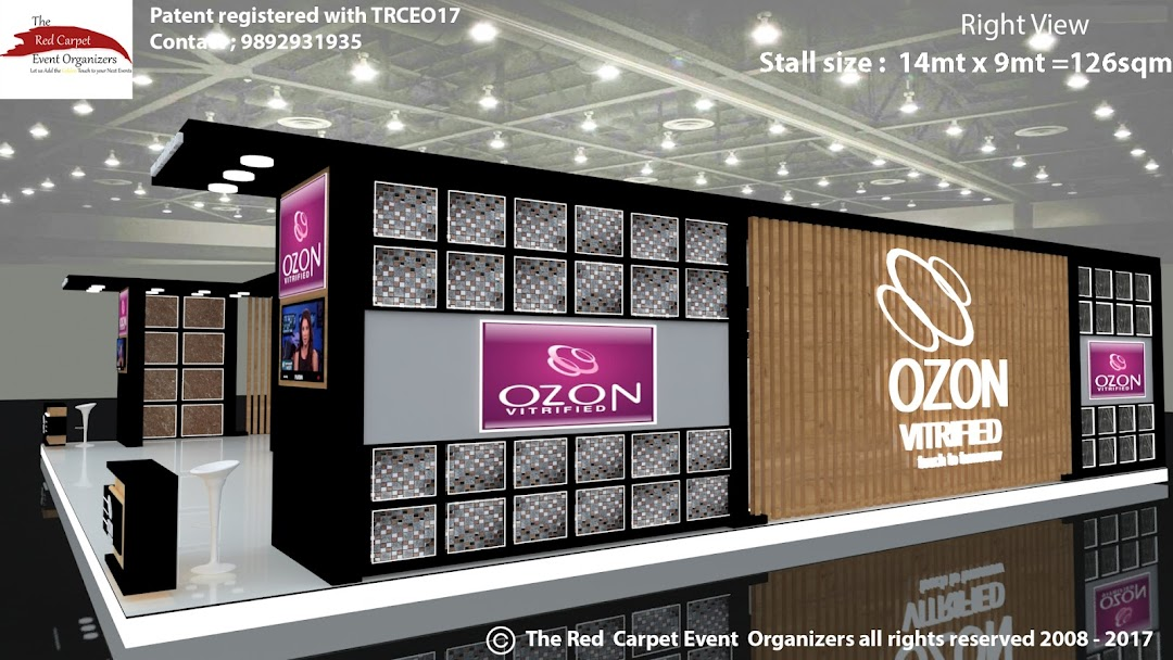 Exhibition Stall Size : Exhibition stall designers stall fabricators event management