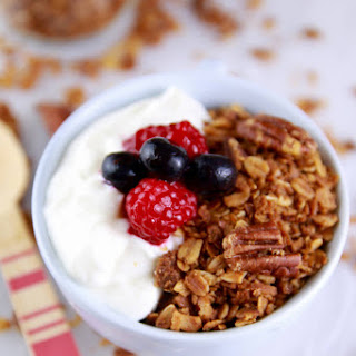 Microwave Granola in a Mug Recipe