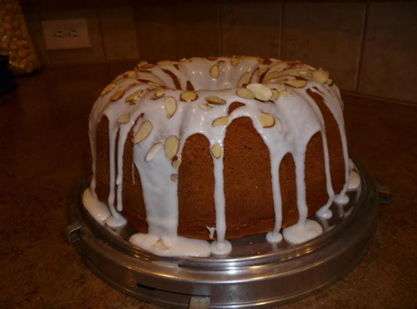 Butter Pecan-rum Cake Recipe