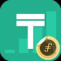 iFin.kz - Курс валют в Казахстане icon