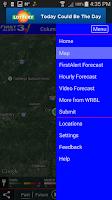 Screenshot of WRBL Radar