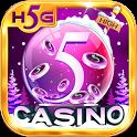 High 5 Casino – Free Hit Vegas Slots! icon