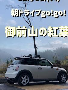 MINI  One 1400ccのカスタム事例画像 OG3(Akira)T.L.K&スマホ写真同好会さんの2018年11月06日10:26の投稿