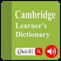 Quick Cambridge Dictionary icon