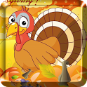 2018 Happy Thanksgiving Live Wallpaper icon