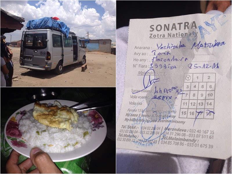 Sonatra Taxi Brouss