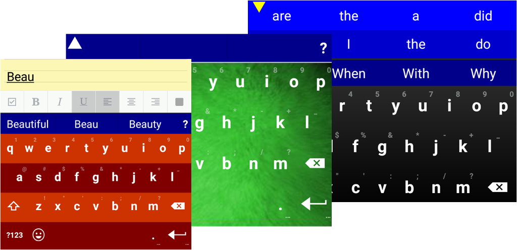 Download Productivity Keyboard APK latest version app for android