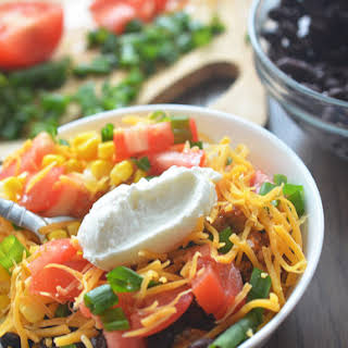 Weight Watchers Burrito Bowls 3 Smart Points.