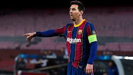 Leo Messi está firmando números impresionantes.