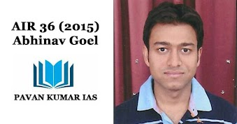 Public Administration Topper's Interview: Abhinav Goel (AIR 36) - Secured 250+ Marks in Pub Ad Optional