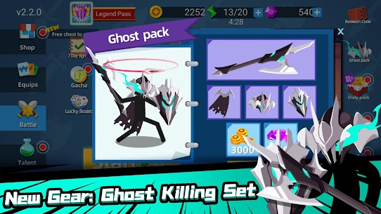 Stickman Master: Archer Legends Mod Apk (Unlimited Money) 4
