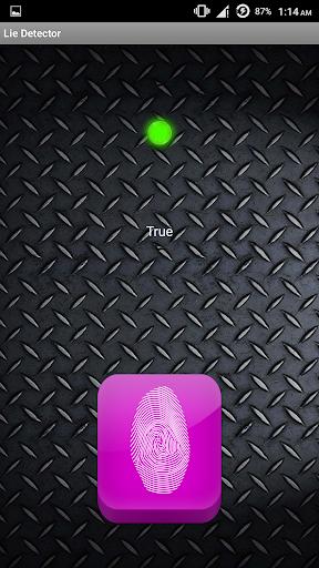 Lie detector Prank screenshot 2