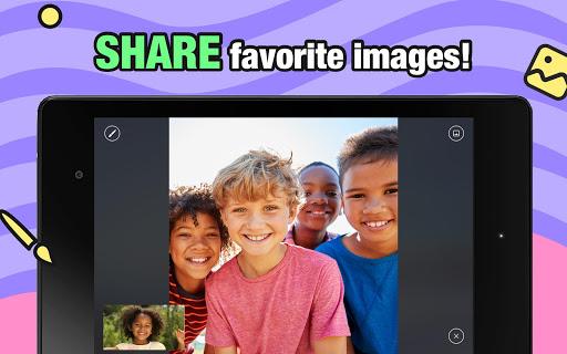 JusTalk Kids - Safe Video Chat and Messenger 0.9.13 screenshots 8